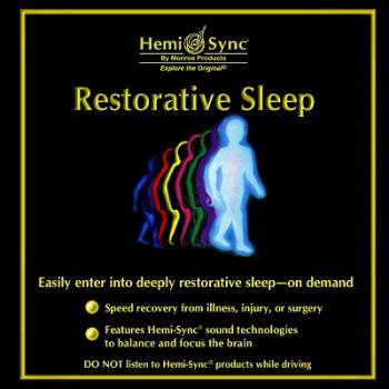 Bild Hemi-Sync CD Restorative Sleep