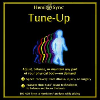 Tune Up Hemi-Sync CD Bild