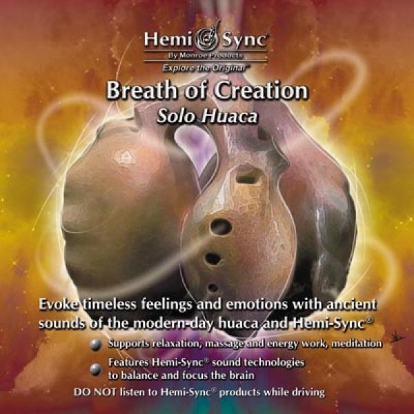 Bild für Hemi-Sync CD Breath of Creation