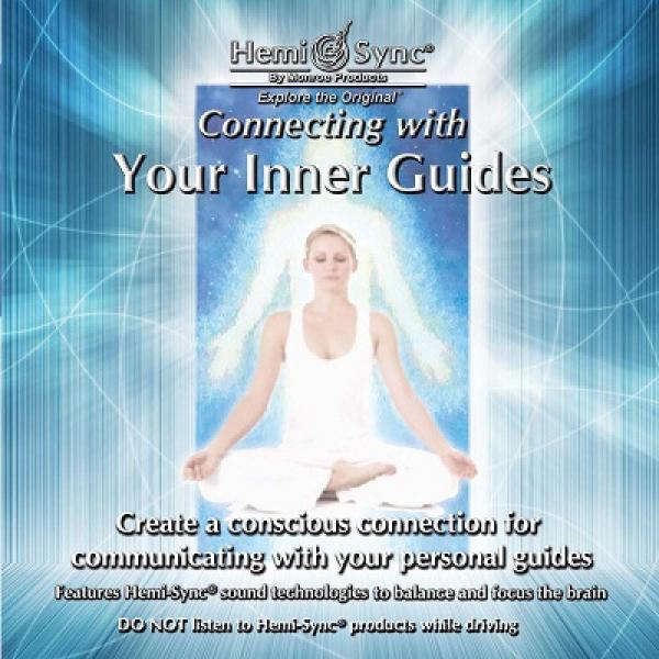 Bild für HemiSync CD Connecting with Your Inner Guides