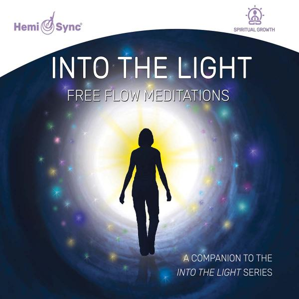 Bild für Hemi-Sync CD Into the Light:Free Flow Meditations