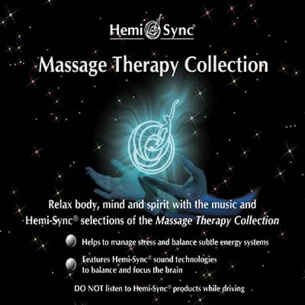 Bild für Hemi-Sync CD Album Massage Therapy Collection