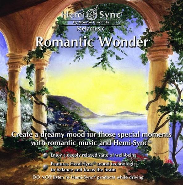 Bild der HemiSync CD Romantic Wonder