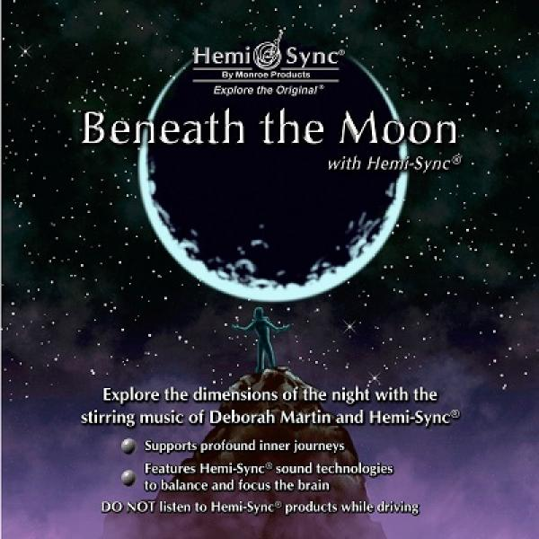 Picture of Hemi-Sync CD Beneath the Moon
