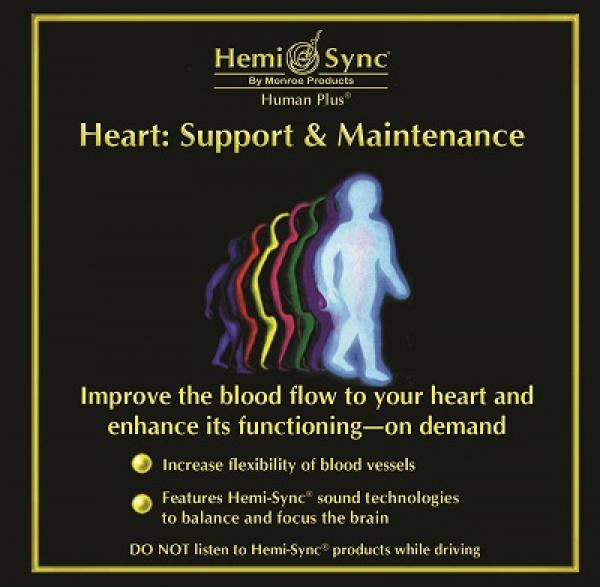 Bild für Hemi-Sync Heart:Support & Maintenance